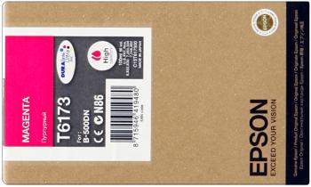 Epson T617300 Cartuccia magenta, durata 7.000 pagine