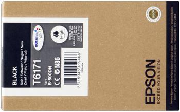 Epson T617100  Cartuccia nero, durata 4.000 pagine
