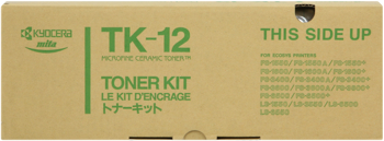 kyocera tk-12 toner Originale