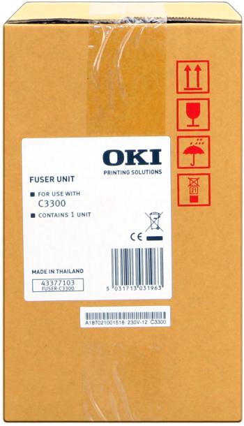 toner e cartucce - 43377103 Unit� Fusore , durata 30.000 pagine