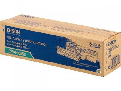 Epson C13S050556 Toner cyano, durata indicata 2.700 pagine