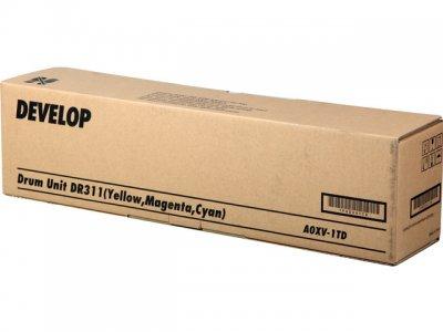 Develop A0XV1TD Tamburo Originale Colore. cyano, magenta, giallo. Durata 90.000 pagine.(1pz)