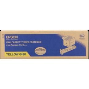 Epson C13S050490  toner giallo 8.000p