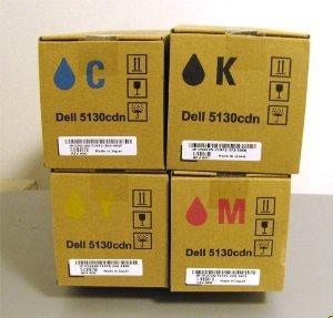 Dell 593-10922 toner cyano, durata 12.000 pagine