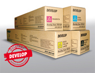 Develop A11G4D0 Toner originale cyano 26.000 pagine