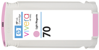 Hp C9455A Cartuccia magenta-chiaro, capacita 130ml