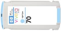 toner e cartucce - C9390A Cartuccia cyano-chiaro, capacita 130ml