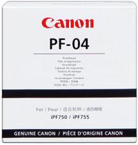 Canon pf-04 Testina nero/colore