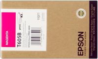 Epson T605B00  Cartuccia magenta, capacit� 110ml