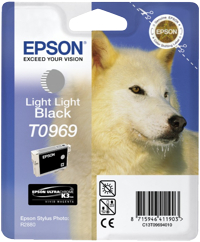 Epson T09694010 Cartuccia nero/light-light