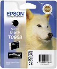Epson T09684010 Cartuccia nero-matt