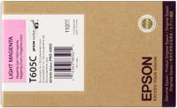 Epson T605C00  Cartuccia magenta chiaro, capacit� 110ml