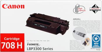 Canon 708h Toner originale 6.000p