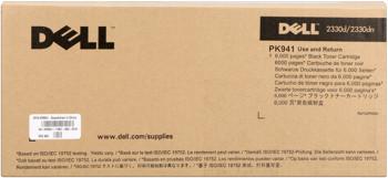 Dell 593-10335  Toner originale nero, durata 6.000 pagine