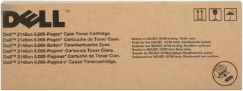 Dell 593-10369 Toner cyano 5.000 pagine