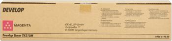 Develop 8938-519 Toner magenta, durata 12.000 pagine