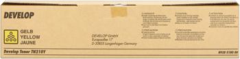 Develop 8938-518 Toner giallo, durata 12.000 pagine