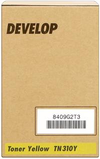 Develop 4053-5050  Toner Originale Giallo, durata indicata 11.500 pagine.