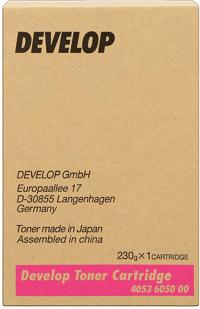Develop 4053-6050  Toner originale Magenta, durata indicata 11.500 pagine