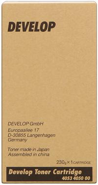 Develop 4053-4050  Toner originale Nero, durata indicata 11.500 pagine