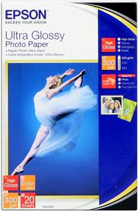 Epson S041926 Carta fotografica 10*15cm(20fogli)