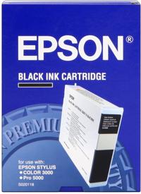 Epson S020118 cartuccia nero 110ml
