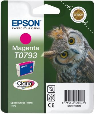 Epson t07934010 cartuccia magenta 11ml.