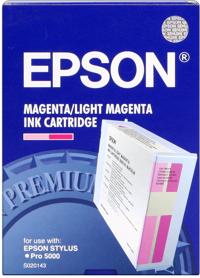 Epson S020143 Cartuccia magenta-chiaro 110ml
