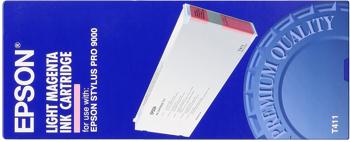 Epson T411011  Cartuccia magenta chiara, capacit� 220ml