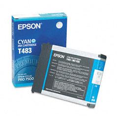 Epson T483011 Cartuccia ciano
