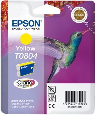 Epson T08044010 cartuccia giallo 7,4 ml
