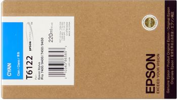 Epson T612200 Cartuccia ciano, capacit� 220ml