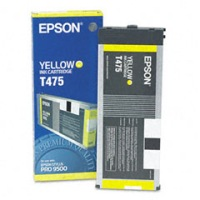 Epson T475011 Cartuccia giallo