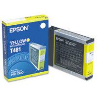 Epson T481011 Cartuccia giallo