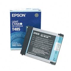 Epson T485011 Cartuccia ciano chiaro