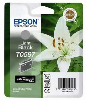 Epson T05974010 Cartuccia nero-chiaro