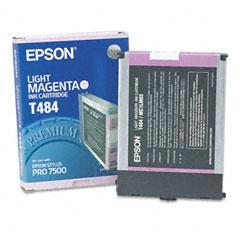 Epson T484011 Cartuccia magenta chiara
