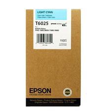 Epson T602500  Cartuccia cyano-chiaro, capacit� 110ml