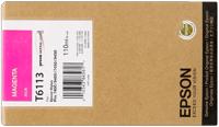 Epson T611300 Cartuccia magenta, capacit� 110ml