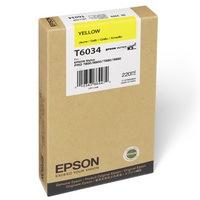 Epson T603400 Cartuccia giallo, capacit�  220ml