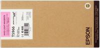 Epson T596600 Cartuccia vivid-magenta-chiaro, capacit� (350ml), Ultra Chrome HDR