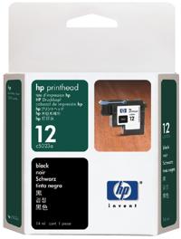 Hp C5023A Testina di stampa nero