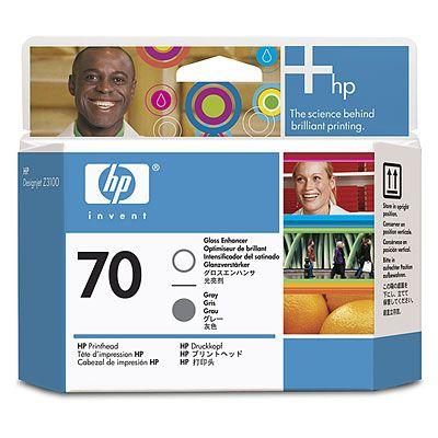 Hp C9410A Testina di stampa grigio/trasparente