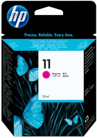 Hp C4837AE  cartuccia magenta, capacit� 28ml