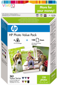 Hp Q7966EE Kit cartuccia+carta