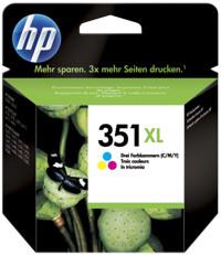 toner e cartucce - CB338EE Cartuccia colore alta capacit�, durata 580 pagine