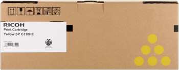 Infotec 406482 toner giallo alta capacit�, durata 6.000 pagine