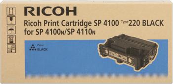 Infotec 402810 toner originale nero, durata 15.000 pagine