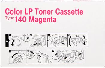 Infotec 402099 toner magenta, durata 6.500 pagine
