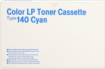 Infotec 402098 toner cyano, durata 6.500 pagine